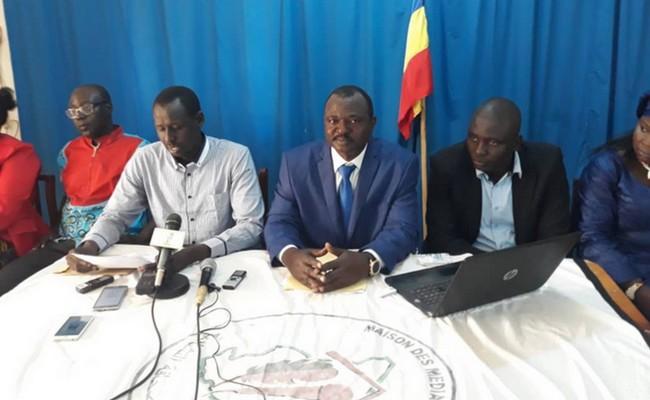 Tchad: le journaliste François Djekombé lance le parti «Union Sacrée pour la République»