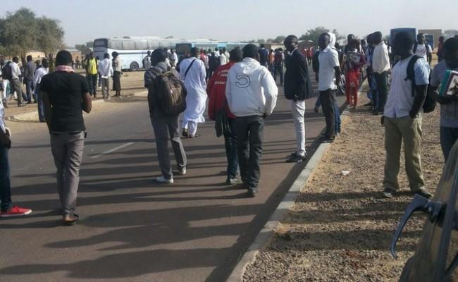 Manifestations des étudiants au Tchad: «la grève continue jusqu'à la satisfaction totale des 4 points de revendication»