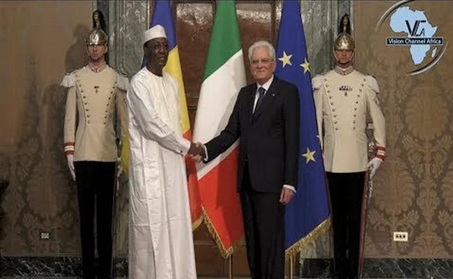 Tchad: pourquoi le Président Idriss Déby sèche la conférence sur la Libye à Palerme en Italie