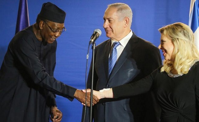 Netanyahou s'envolera pour le Tchad avant les élections législatives