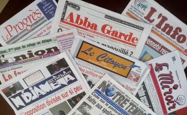 Au Tchad, l'autorité de régulation des médias met en garde les journaux d'info qui parlent de la guerre dans le nord du pays