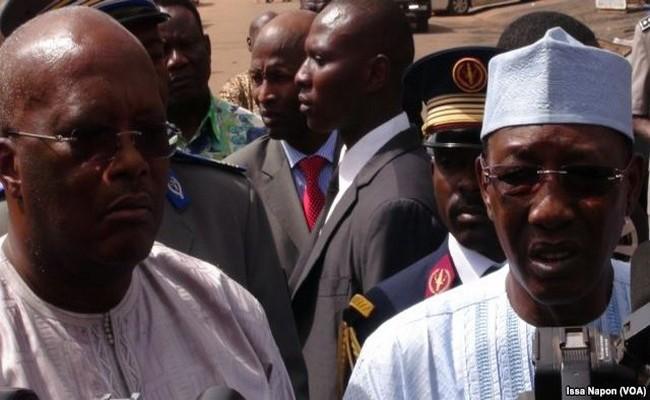 Tchad: le Président Idriss Déby attendu à Ouagadougou pour fêter le 50e anniversaire de l'institut 2IE