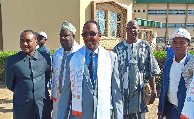 Le projet SWEDD fait un don de 19 véhicules au Tchad
