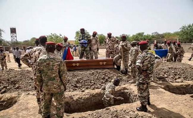 Au moins 8 casques bleus tchadiens tués et 19 autres blessés à Aguelhok dans le nord du Mali