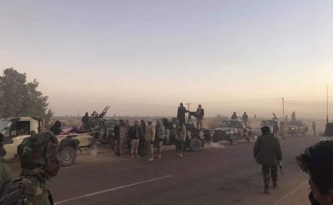 Libye: les habitants de Mourzouk infligent une sacrée raclée aux forces de Khalifa Haftar sur le nœud de Ghodwa