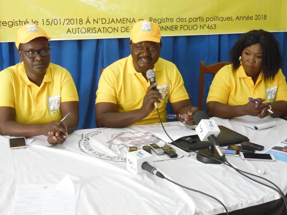 François Djékombé: «Idriss Déby n'est pas Jésus-Christ pour sauver les tchadiens avec son sang»