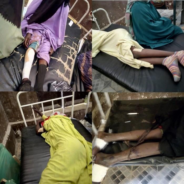 Une manifestation réprimée à balles réelles à Abéché au Tchad: au moins 10 étudiantes blessées par les forces de l'ordre