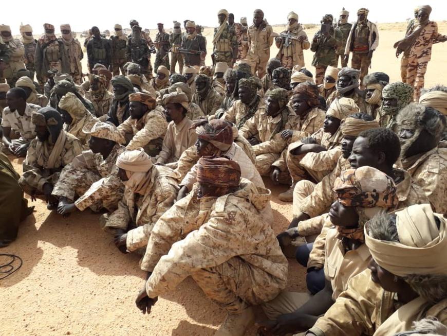 Tchad: le régime d'Idriss Déby accusé de torturer les rebelles de l'UFR faits prisonniers à l'est du pays dont le fils de Timan Erdimi