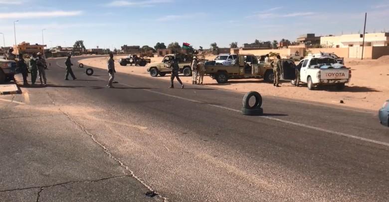 En Libye, les milices locales reprennent leurs positions après le départ des milices de Haftar du sud du pays