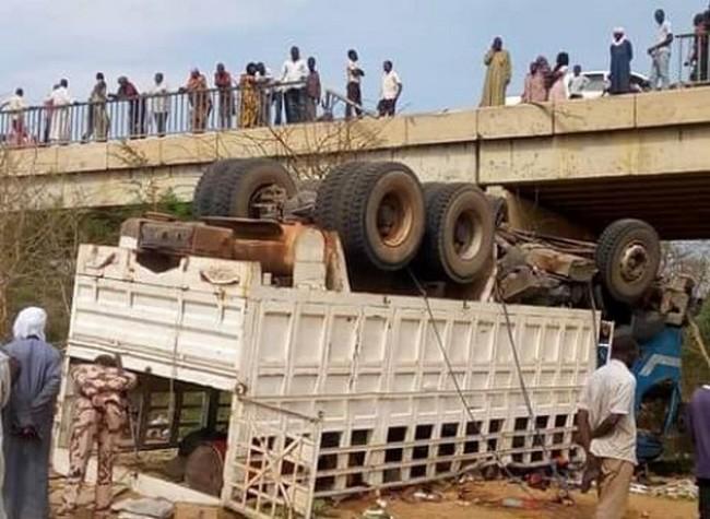 Tchad: 22 morts et une trentaine de blessés dans un accident à la sortie de Sarh