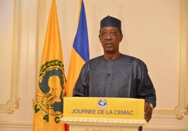 Intégration régionale: Idriss Déby appelle à œuvrer pour la paix et la sécurité dans l'espace CEMAC