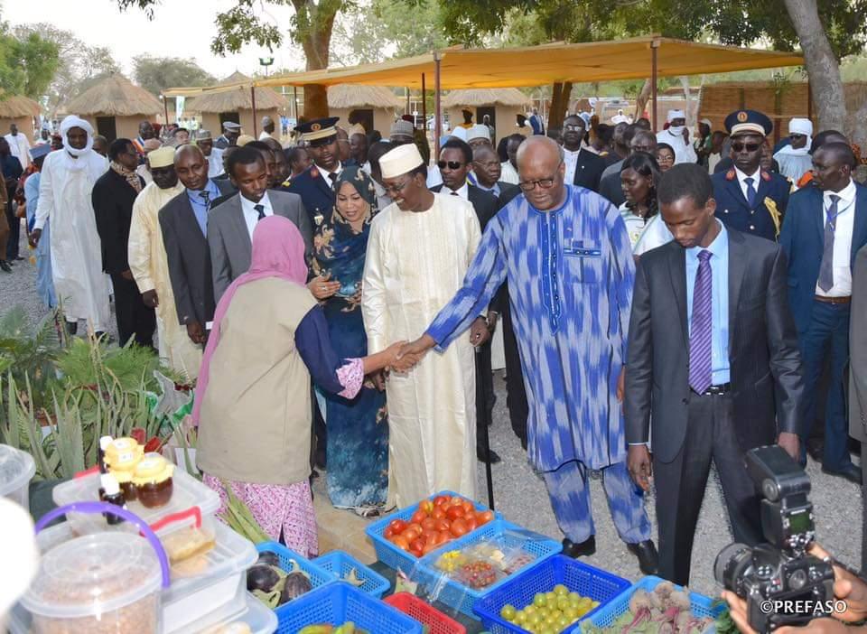 Baisse de rideau au 1er Salon africain de l'agriculture à N'Djaména: «l'Afrique peut nourrir l'Afrique»