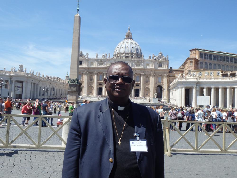 L'église catholique du Tchad en deuil après le décès de l'Abbé Aubert Dipou Noudjoumangou