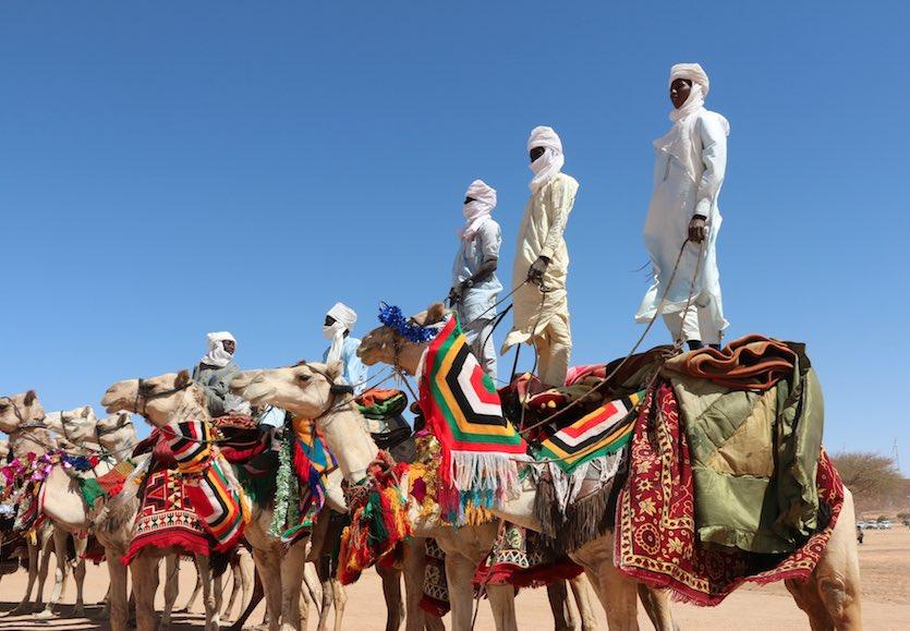 Tchad: lancement à Am-Djarass de la 5e édition du Festival International des Cultures Sahariennes (FICSA)