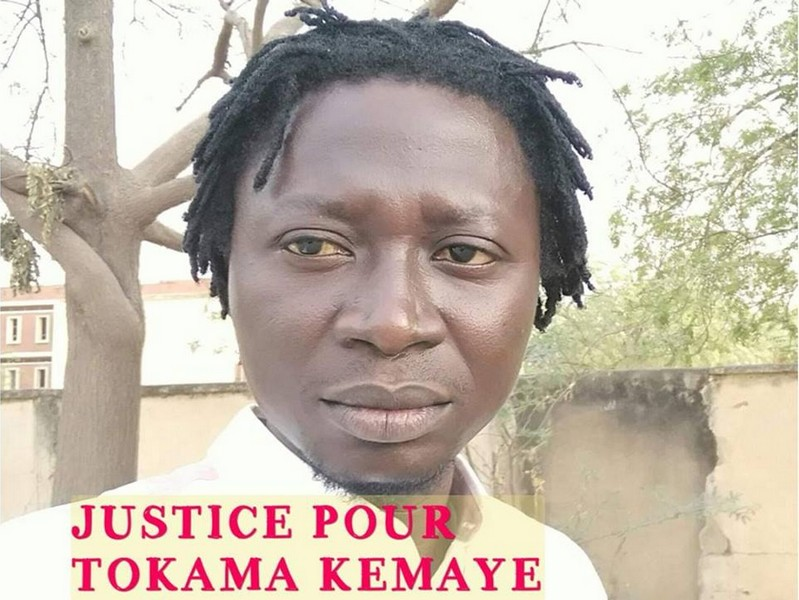 Marche contre la pénurie de gaz au Tchad: le régime garde-t-il le jeune Tokama Kemaye en détention pour son engagement activiste ?