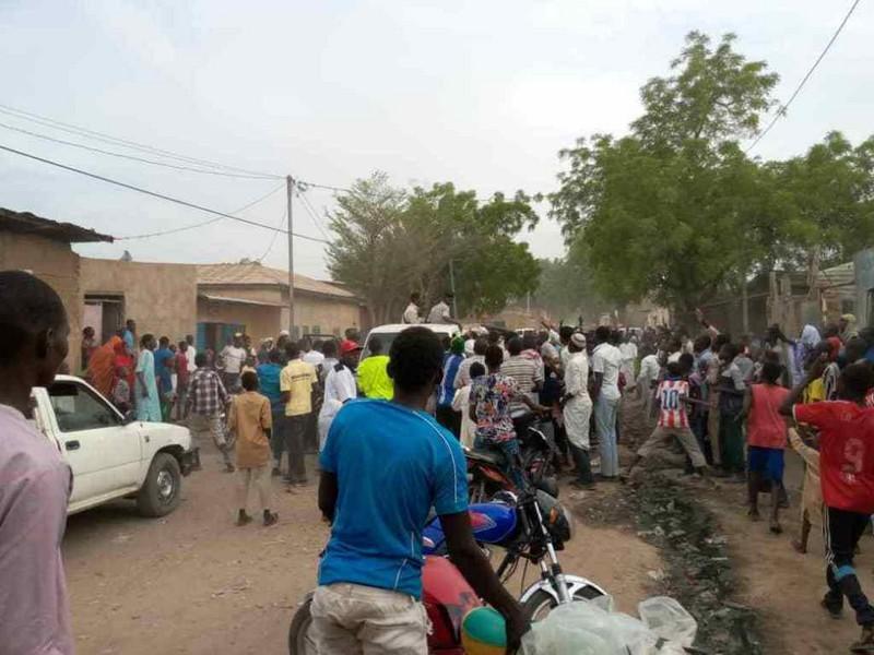 Tchad: après l'attaque du commissariat de Moursal, des affrontements entre policiers et des jeunes du quartier Ridina à N'Djaména