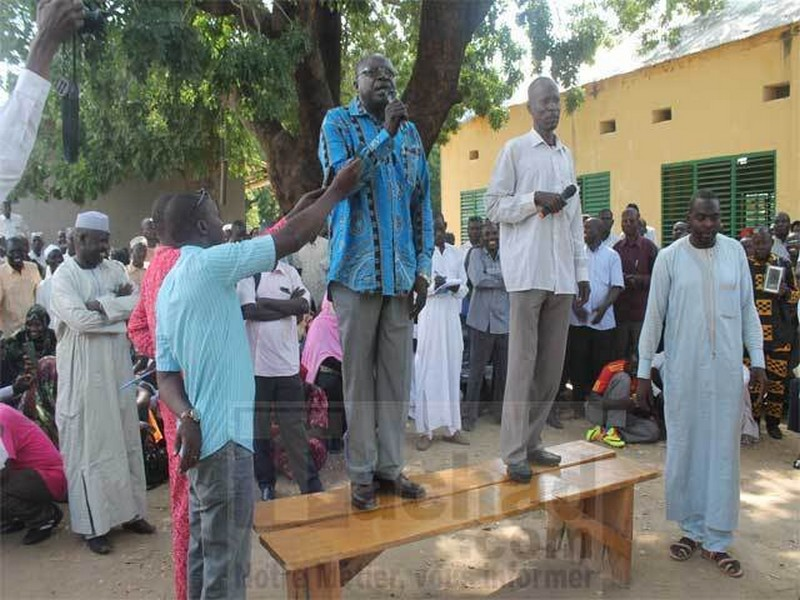 Tchad: Ngartoïdé Blaise élu Secrétaire général du Syndicat des Enseignants du Tchad (SET)