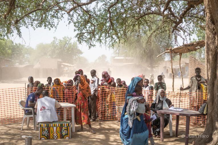 Tchad: l'épidémie de rougeole gagne en intensité à N'Djamena et Am Timan