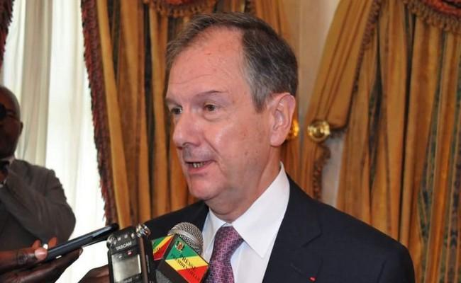 Bernard Cochery nommé nouvel ambassadeur de France au Tchad