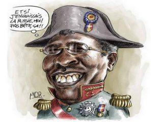 Coup de théâtre dans l'affaire de Maréchal du Tchad: le Général Idriss Déby aurait refusé le titre honorifique