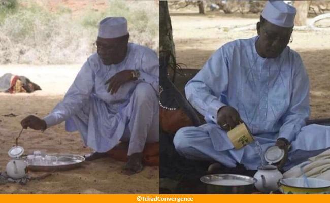 Au Tchad, le Président Idriss Déby s'accorde des vacances après son sanglant appel «Vous tuez dix de chaque côté»