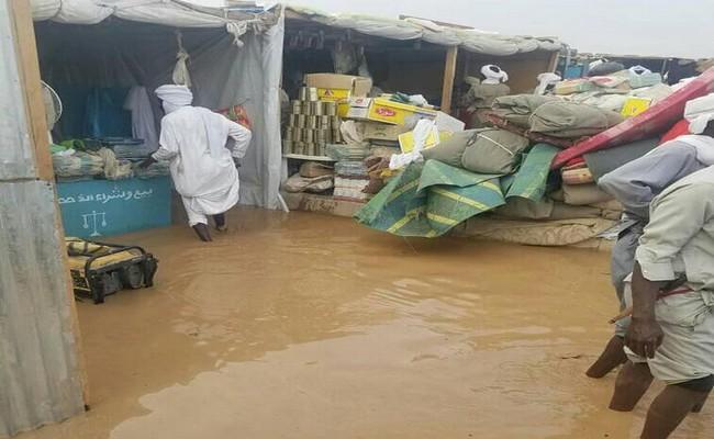 Kalait, Bardaï, Zouar, Wour, … plusieurs villes du nord du Tchad touchées par d'importantes inondations