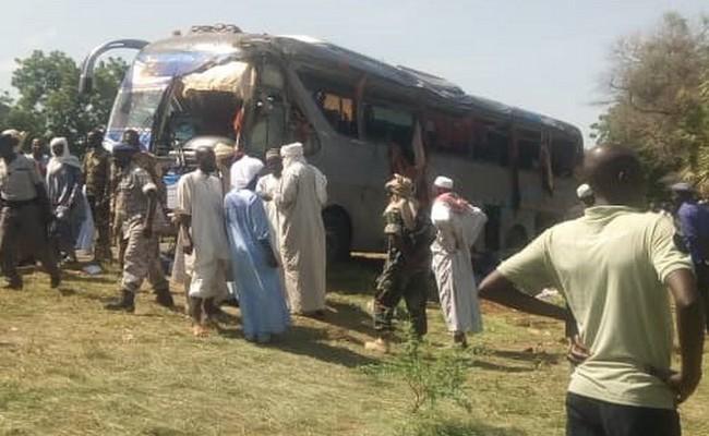 Tchad: 13 morts et plus de 20 blessés dans un accident de bus à Loumia