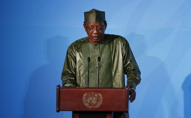Sommet de l'ONU pour le climat: le Président Idriss Déby a évoqué la question de la résilience