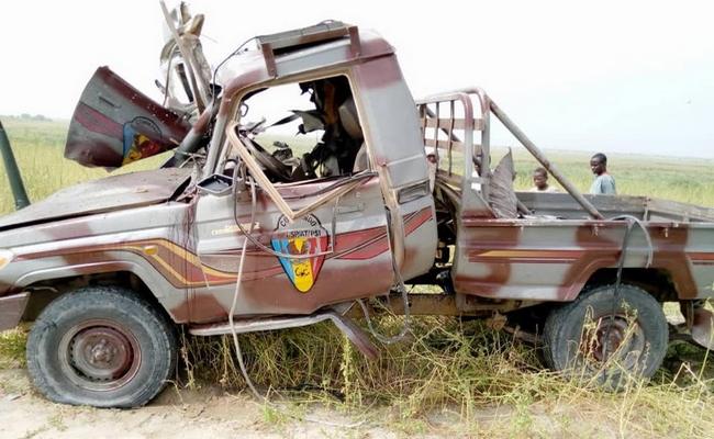 Tchad: un commandant de compagnie tué par une mine posée par Boko Haram dans le Lac