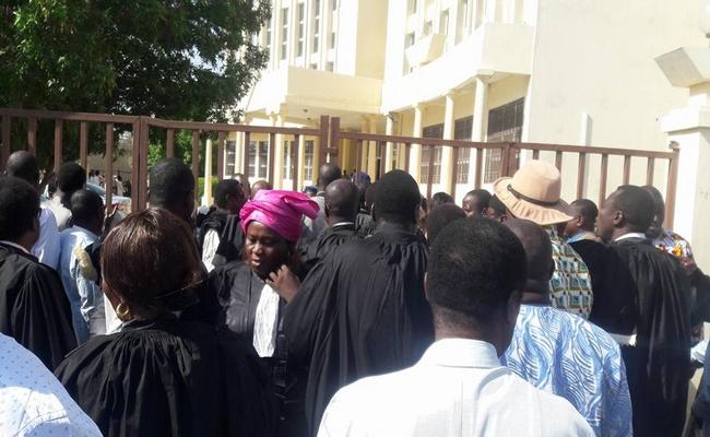 Tchad: les magistrats en colère contre le ministre de la justice Djimet Arabi