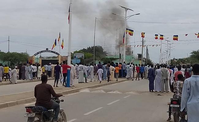 Tchad: une mutinerie en cours à la prison d'Abéché
