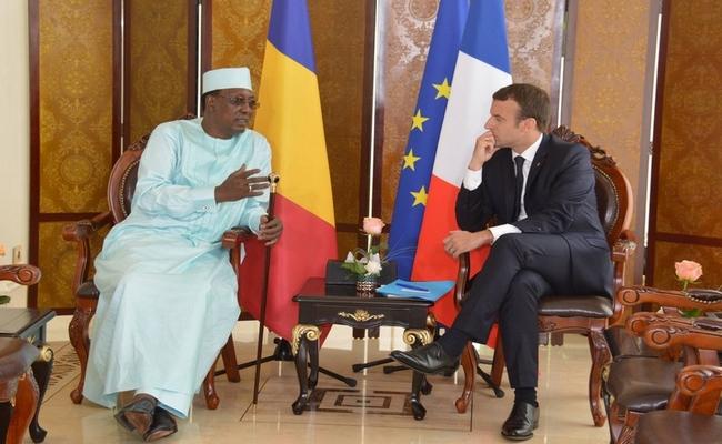 Idriss Déby décline l'invitation de Macron: boycott ou problème d'agenda pour ce dictateur protégé par la France ?