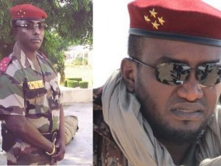 Le match entre deux généraux quatre étoiles au Tchad: Mahamat Abali Salah: 1 et Tahir Erda Tahirou: 0