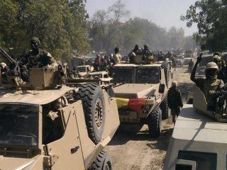 Le Tchad rapatrie ses 1 200 soldats déployés au Nigéria