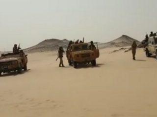 Le bruit des bottes des rebelles du CCMSR résonne à nouveau à Kouri Bougoudi, dans l'extrême nord du Tchad