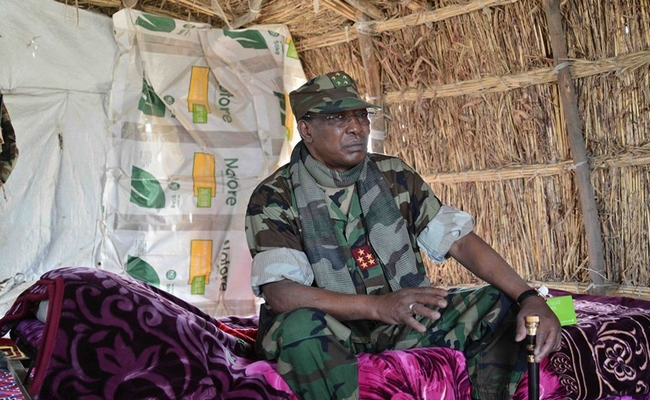 «Almi hami ma lib hana koko, askar Tchad ma lib hana Boko Haram !», a scandé le Général Idriss Déby après la reprise de contrôle du Lac Tchad