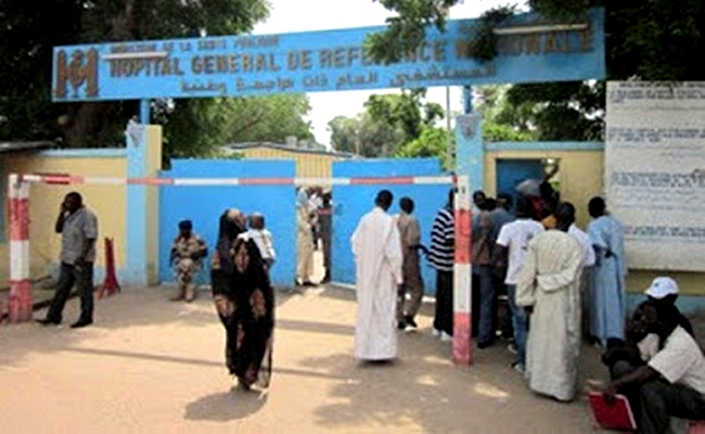 Une trentaine de soignants infectés par le covid-19 selon l'ordre national des médecins du Tchad