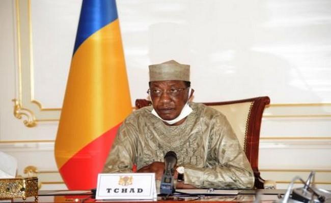 Covid-19 au Tchad: le Président Idriss Déby dissout la cellule de veille sanitaire et prend la tête d'un nouveau comité de gestion de crise sanitaire