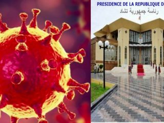 Au Tchad, le coronavirus s'invite au Palais rose