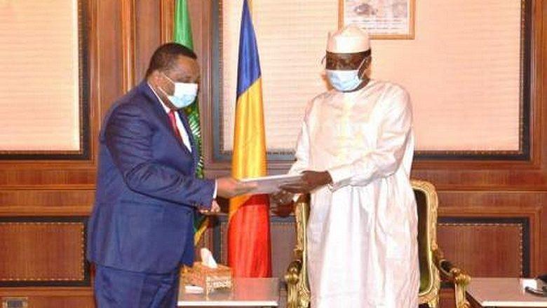 Le Maréchal du Tchad Idriss Déby invité à la célébration du 80e anniversaire du manifeste de Brazzaville du Général De Gaulle
