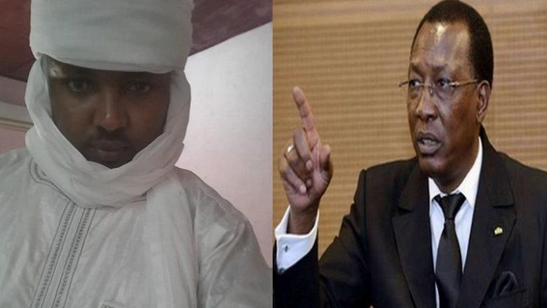 Tchad: Trois ans de prison ferme pour avoir écrit sur Facebook que le président Idriss Déby était «malade»