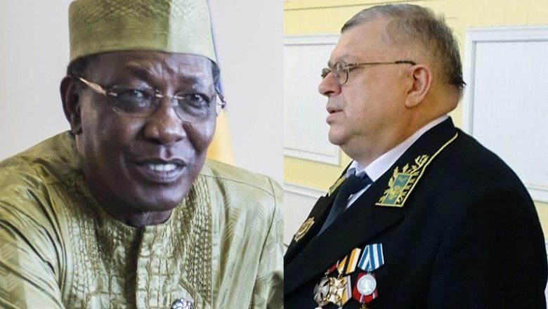 Tchad/Russie: N'Djaména s'insurge contre les déclarations de l'ambassadeur russe en Centrafrique