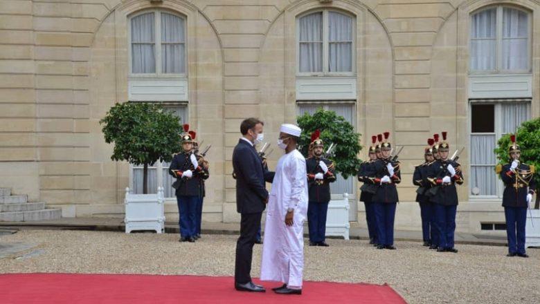 Communiqué conjoint Tchad-France à l'issue de la visite officielle de travail du Général Mahamat Idriss Déby à Paris