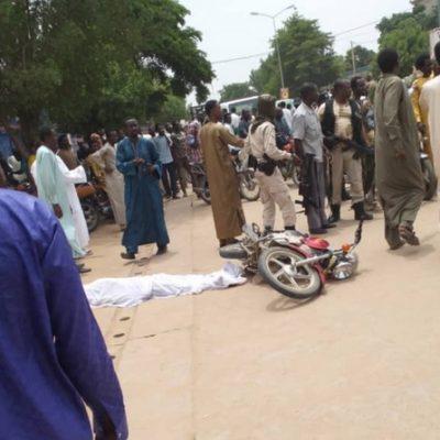 Recrudescence de l'insécurité au Tchad: un jeune motocycliste abattu en plein jour à N'Djaména