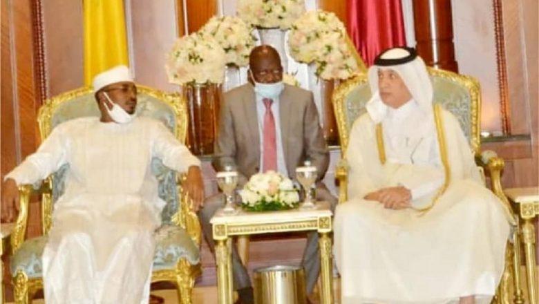 Au Tchad, le chef de la junte militaire en quête de l'aide financière du Qatar