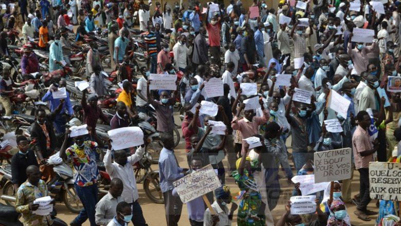Au Tchad, la coalition politico-civile «Wakit Tama» s'insurge contre un faux dialogue national et annonce une nouvelle manifestation